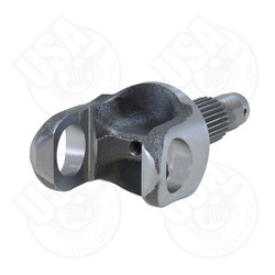 4340 Chrome-Moly replacement axle for Dana 30, XJ/TJ/YJ outer stub, 27spl, uses 5-760X u/joint