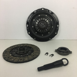Kep stage 2 clutch kit with metal woven clutch disc early model throw out bearing and vw spline alignment tool