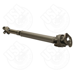 """Fits '99-'02 Ram 1500 Dana 44 front with gas engine, automatic transmission and NV 231HD transfer case. 28 9/16"""" long from center of u/joint caps."""