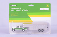 1/64 Ford F-250 with Livestock Trailer