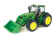 1/16 BIG FARM JOHN DEERE 6210R TRACTOR WITH LOADER