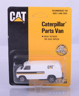 1/64 Caterpillar Parts Van