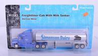 1/64 Simonson Dairy Freightliner Semi