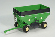 1/64 Brent 657Q Grain Train Wagon (green)