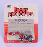 1/64 Massey Ferguson 699 with Loader