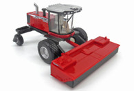 1/64 Massey Ferguson Hesston WR9870 self propelled windrower