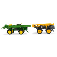 1/64 John Deere and Hagie Limited Edition Sprayer Set
