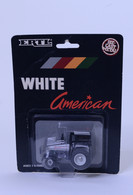 1/64 White American 60 With Cab Grey