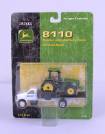 1/64 John Deere 8110 and delivery truck