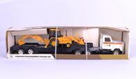 1/32 John Deere Construction hauling set
