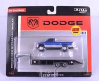 1/64 Dodge Ram with laftbed gooseneck