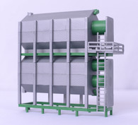 1/64 Standi Double Stack Dryer (green)