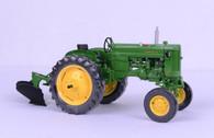 1/16 John Deere 40 with 2-bottom plow
