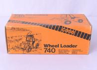Case 740 Wheel loader