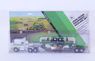 1/64 John Deere Equipment Hauling set