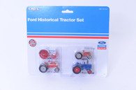 1/64 Ford Historical Set