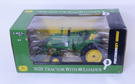 1/16 John Deere 3020 with 48 loader Key Series