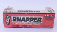 1/12 Snapper Lawn Tractor with cart