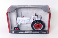 1/16 Farmall C White Demonstrator