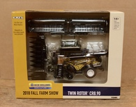 1/64 New Holland CR8.90 2018 Farm Show Black Chrome Chaser