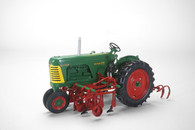 1/16 Oliver Super 77 Diesel with 2-row Cultivator