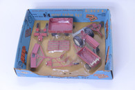 1/32 Farmall 656 farm set