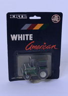1/64 White American 80 (Green) with cab