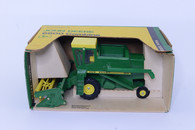 1/24 John Deere 6600 Combine Yellow Top Box