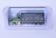 1/64 John Deere Peterbilt Van Box