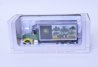 1/64 John Deere Peterbilt Van Box 7020 Series