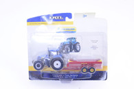 1/64 New Holland T7070 with V Tank spreader