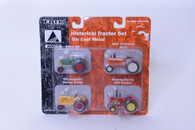1/64 4-Piece Agco Historical Set (Blister Pack)