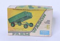1/25 John Deere Farm Wagon model kit