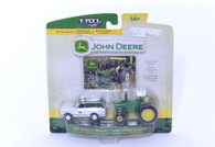 1/64 69 Chevy Blazer and John Deere 4320