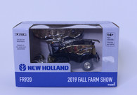 1/64 New Holland FR920 Self Propelled Forage Harvester 2019 Fall Farm Gold Chaser Show