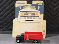 1/64 1984 Chevy C60 grain truck - blue