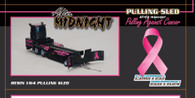 1/64 After Midnight Sled Pulling Against Cancer (Black Chaser)