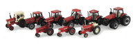 1/64 ERTL 75th Anniversary Tractor Set