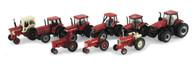 1/64 ERTL 75th Anniversary Tractor Set
