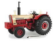 1/16 International Harvester 1456 Standard Gold Demonstrator