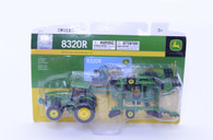 1/64 John Deere 8320R with winged Disk