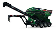 1/64 J&M 390 Seed Tender - Green American Decal