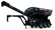 /64 J&M 390 Seed Tender - Black American Decal