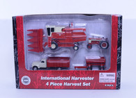 1/64 International 4-Piece Harvesting Set