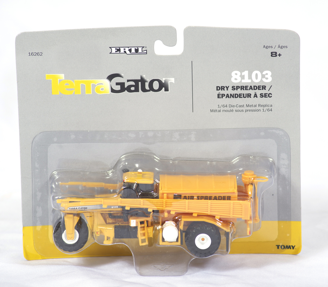 Speaking, Terra gator toys