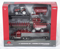 1/64 Massey Ferguson Harvesting Set