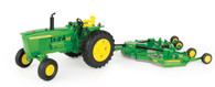 1/16 Big Farm John Deere 4020 with E-12 Rotary Cutter Set
