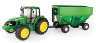 1/16 Big Farm John Deere 7430 with Gravity Wagon Set