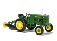1/16 John Deere 1947 Model M with two-bottom plow