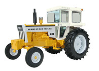 1/16 Minneapolis Moline G850 wide front, diesel with cab